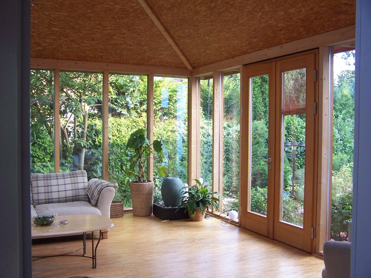 Fußboden Im Wintergarten ~ Ein wintergarten aus holz und glas · neudietendorf