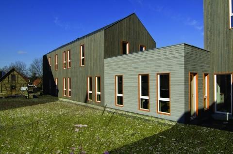 Denkmalgerechte sanierung einer villa mit energetischer ert chtigung auf niedrigenergie - Architekturburo weimar ...