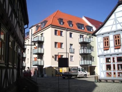 Umbau und modernisierung wohnanlage fritzelsgasse 8 26 in gotha architekturf hrer th ringen - Architekturburo weimar ...