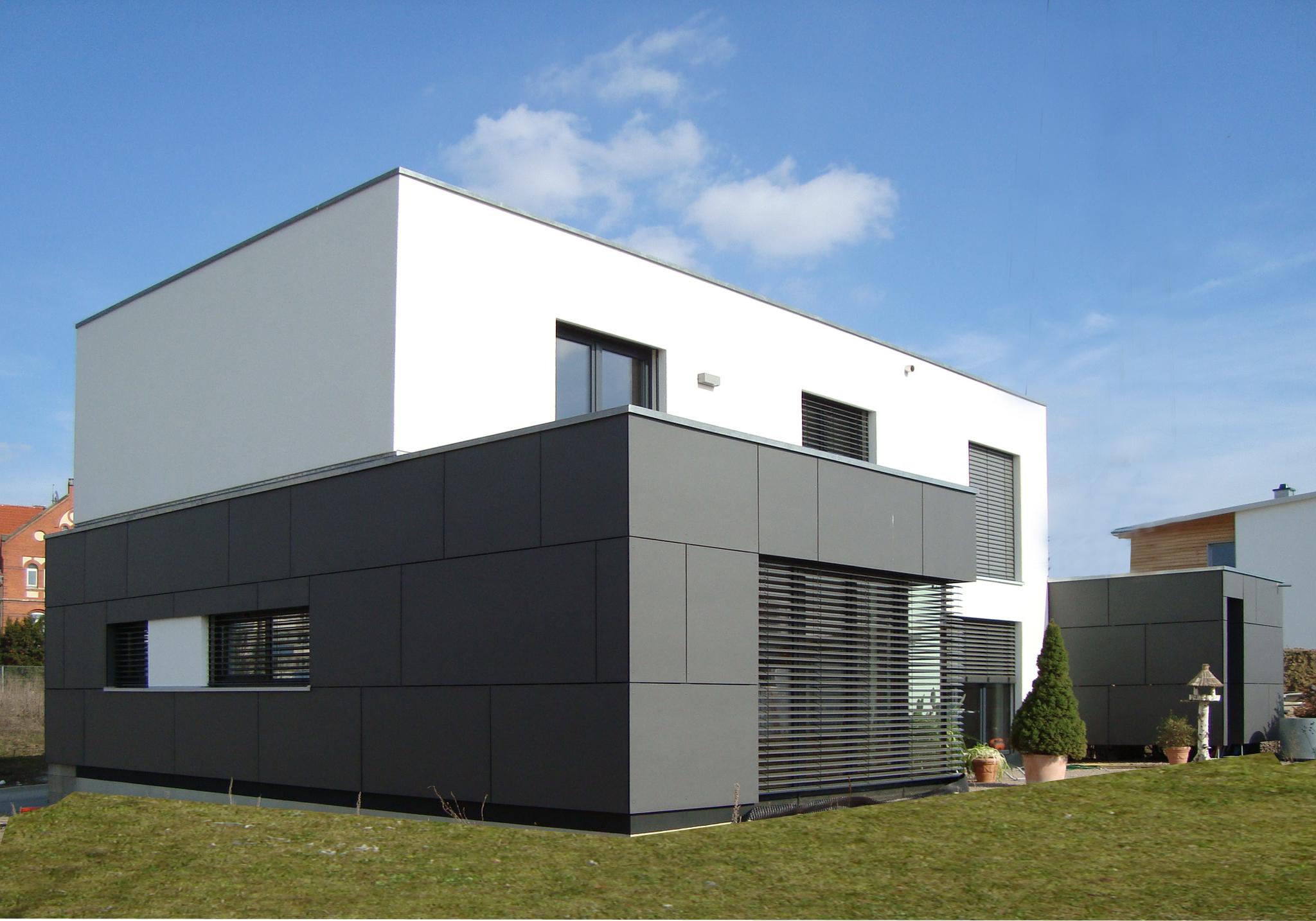 wohnhaus bs erfurt architekturf hrer th ringen. Black Bedroom Furniture Sets. Home Design Ideas