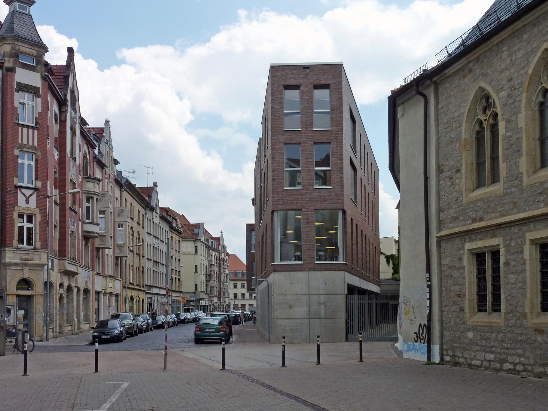 News architektenkammer th ringen - Architekturburo erfurt ...