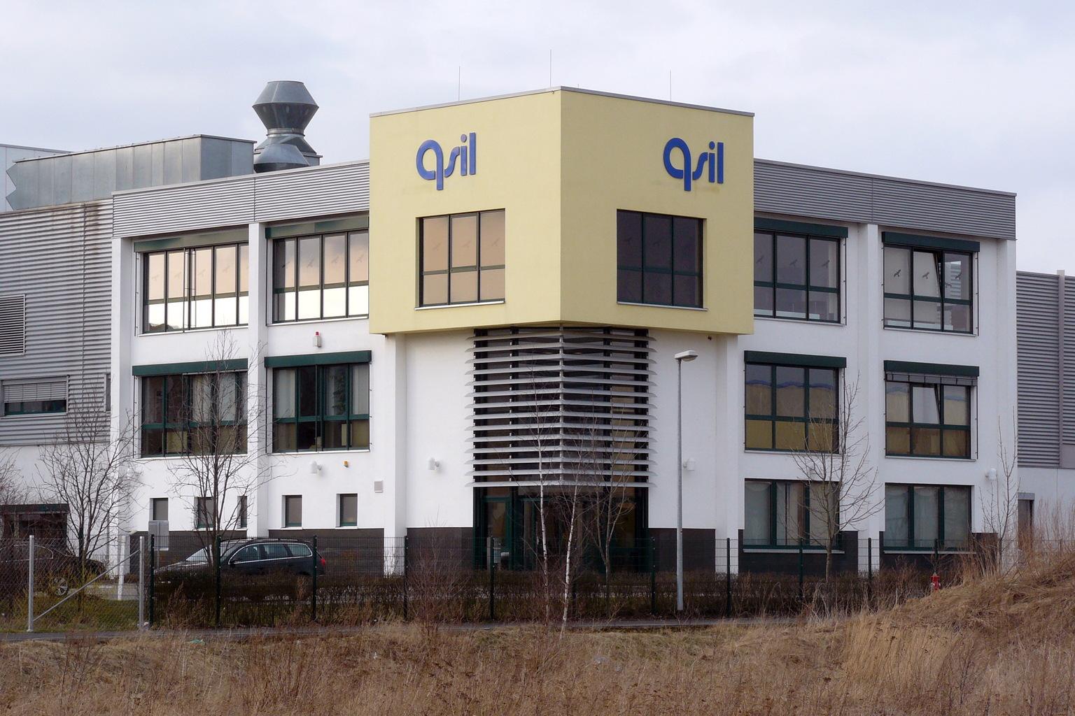 Qsil quarzschmelze ilmenau langewiesen architekturf hrer th ringen - Architekturburo erfurt ...