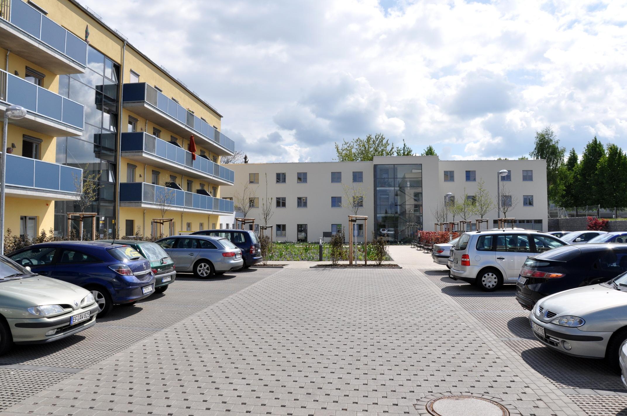 Neubau betreutes wohnen am asb seniorenwohnheim erfurt architekturf hrer th ringen - Architekturburo erfurt ...