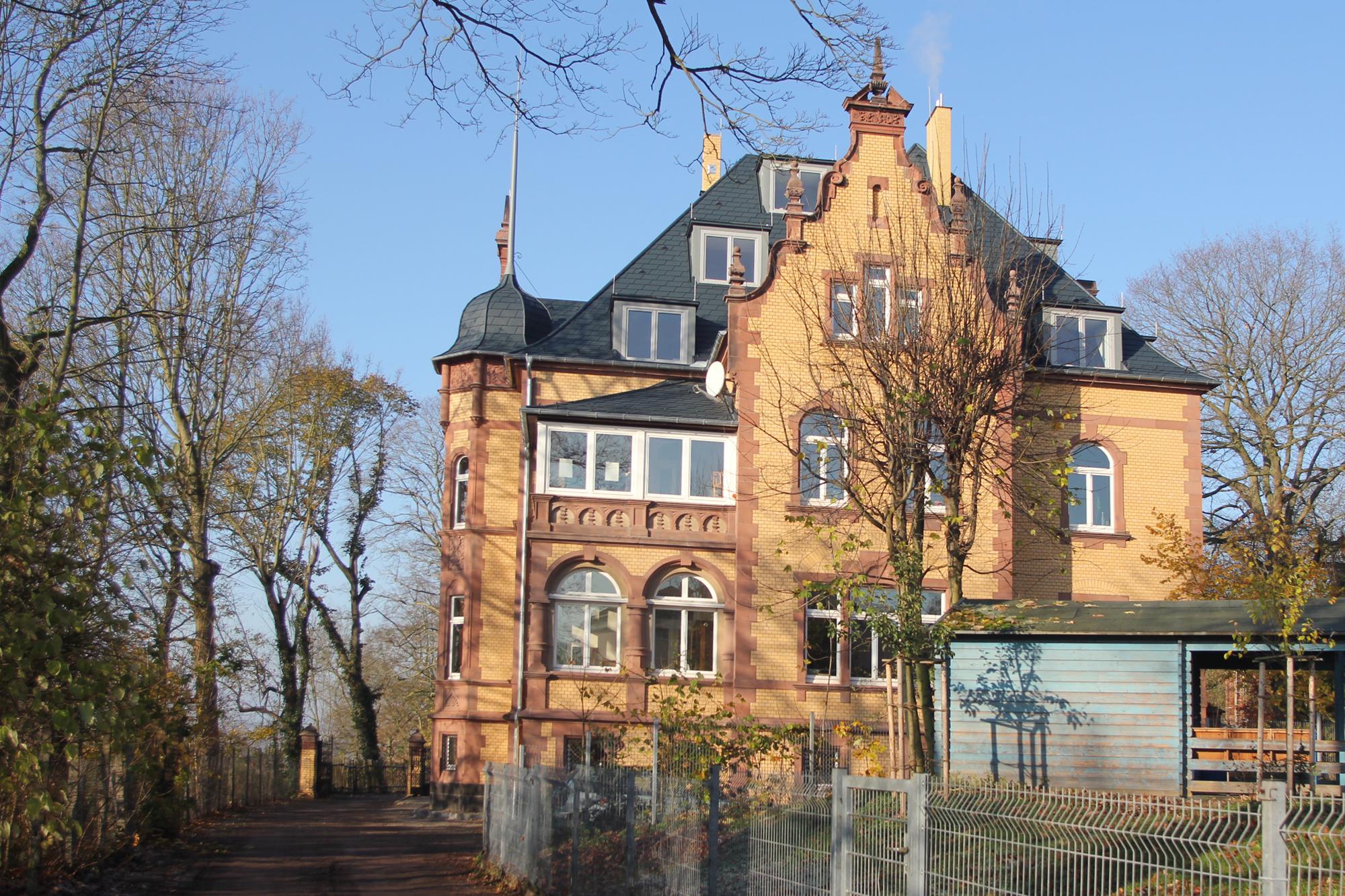 Dr Heinrich Nordhausen umbau und modernisierung villa kleine wege förderung autistischer