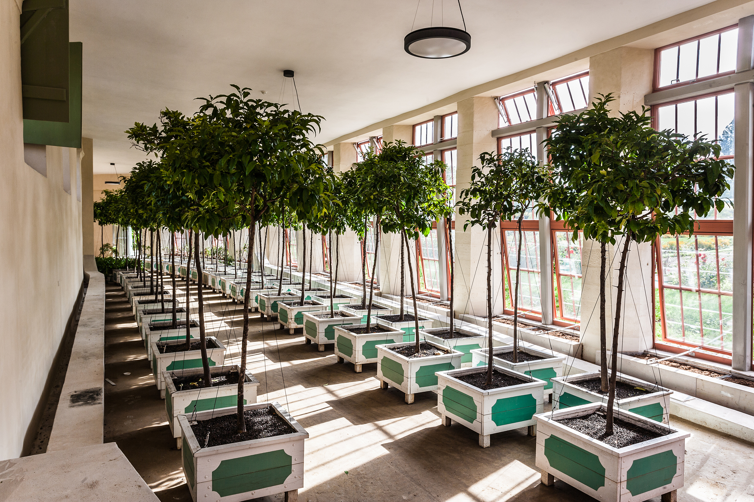 Denkmalpflegerische instandsetzung orangerie belvedere weimar architekturf hrer th ringen - Architekturburo weimar ...