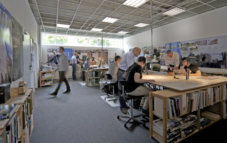 architects in work, Foto: Rainer Mester