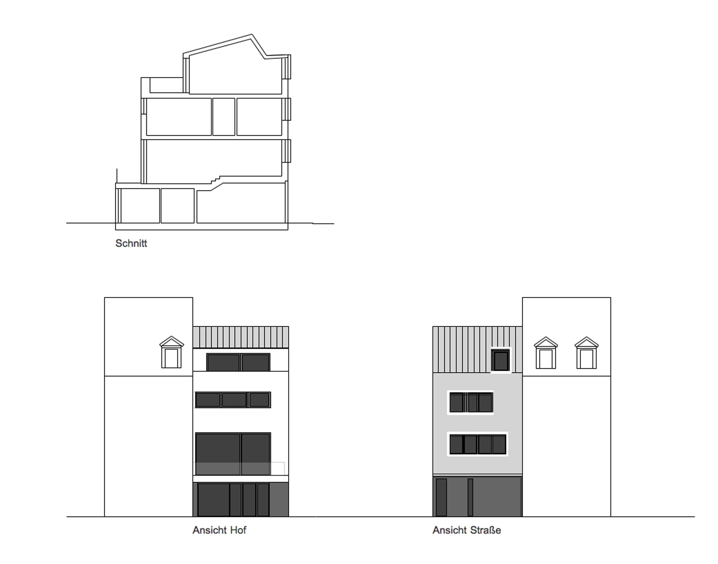haus zum eichhorn erfurt architekturf hrer th ringen. Black Bedroom Furniture Sets. Home Design Ideas