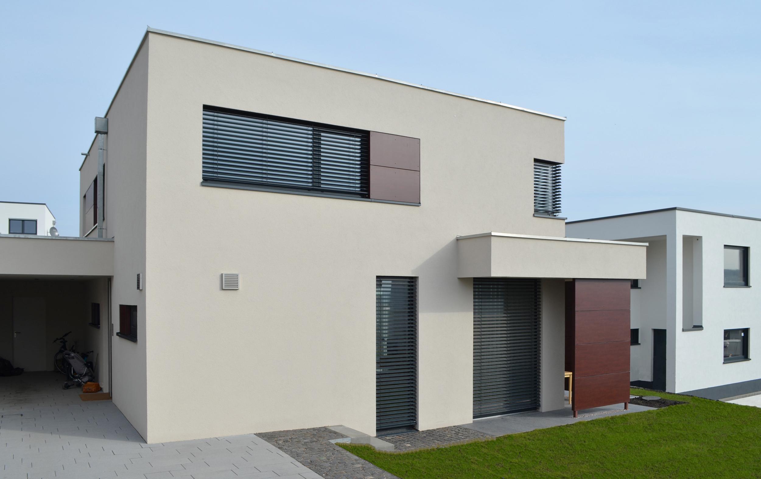 neubau einfamilienhaus kr erfurt architekturf hrer. Black Bedroom Furniture Sets. Home Design Ideas