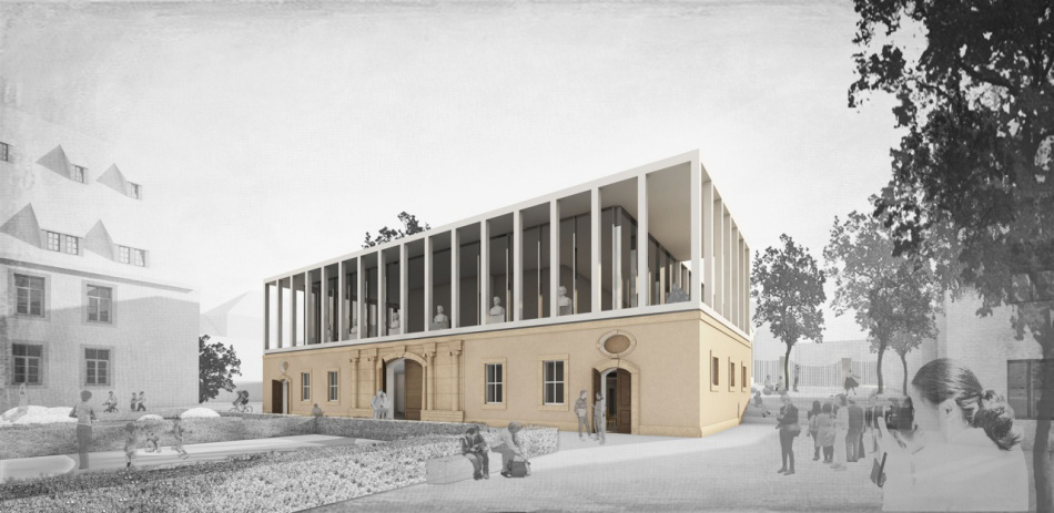 Ansicht Architektur architektenkammer thüringen