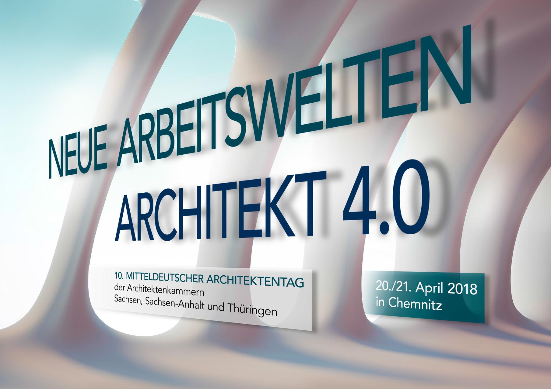 Architekt Chemnitz mitteldeutscher architektentag 2018 architektenkammer thüringen