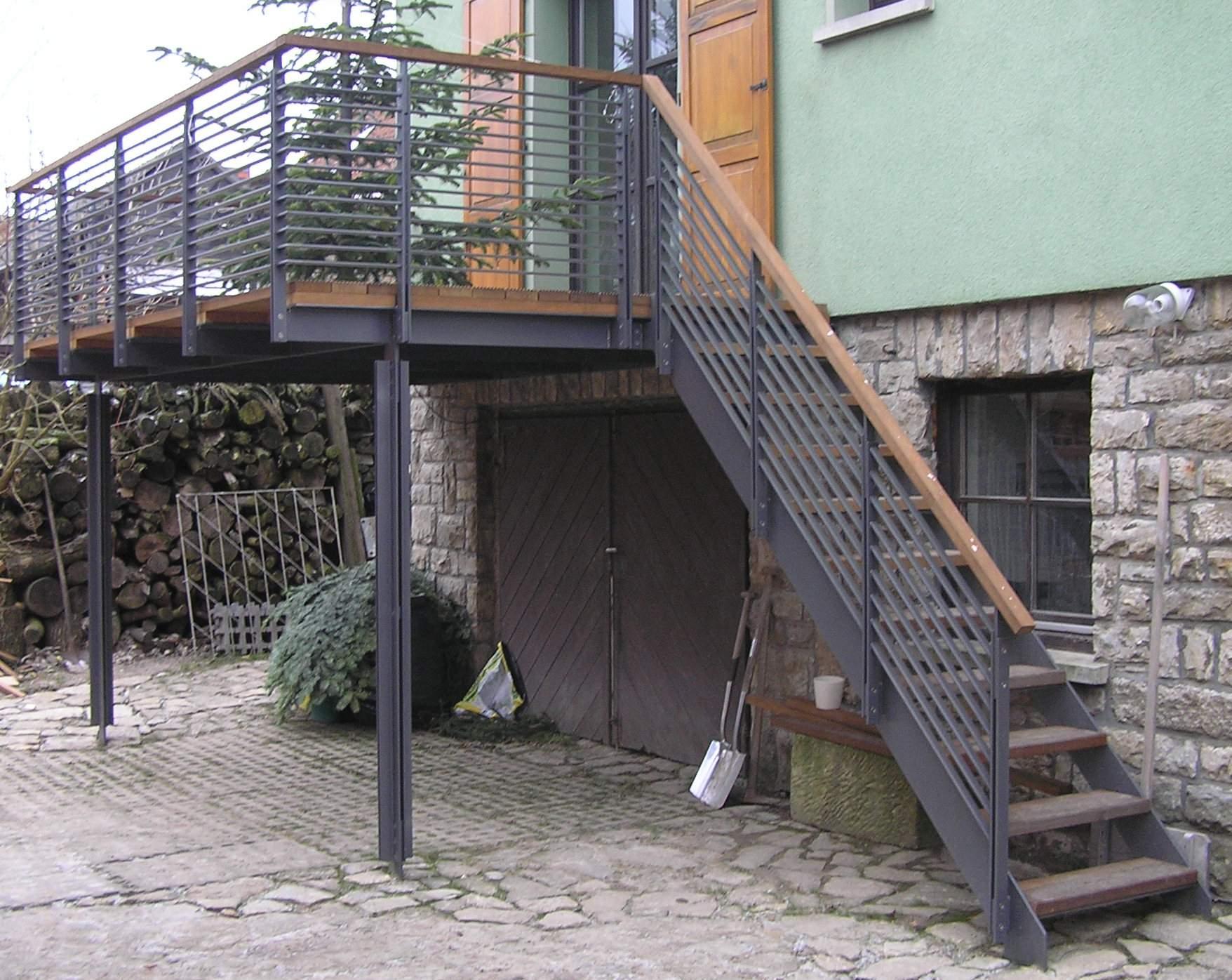 Balkon Aus Stahl Erfurt Architekturfuhrer Thuringen