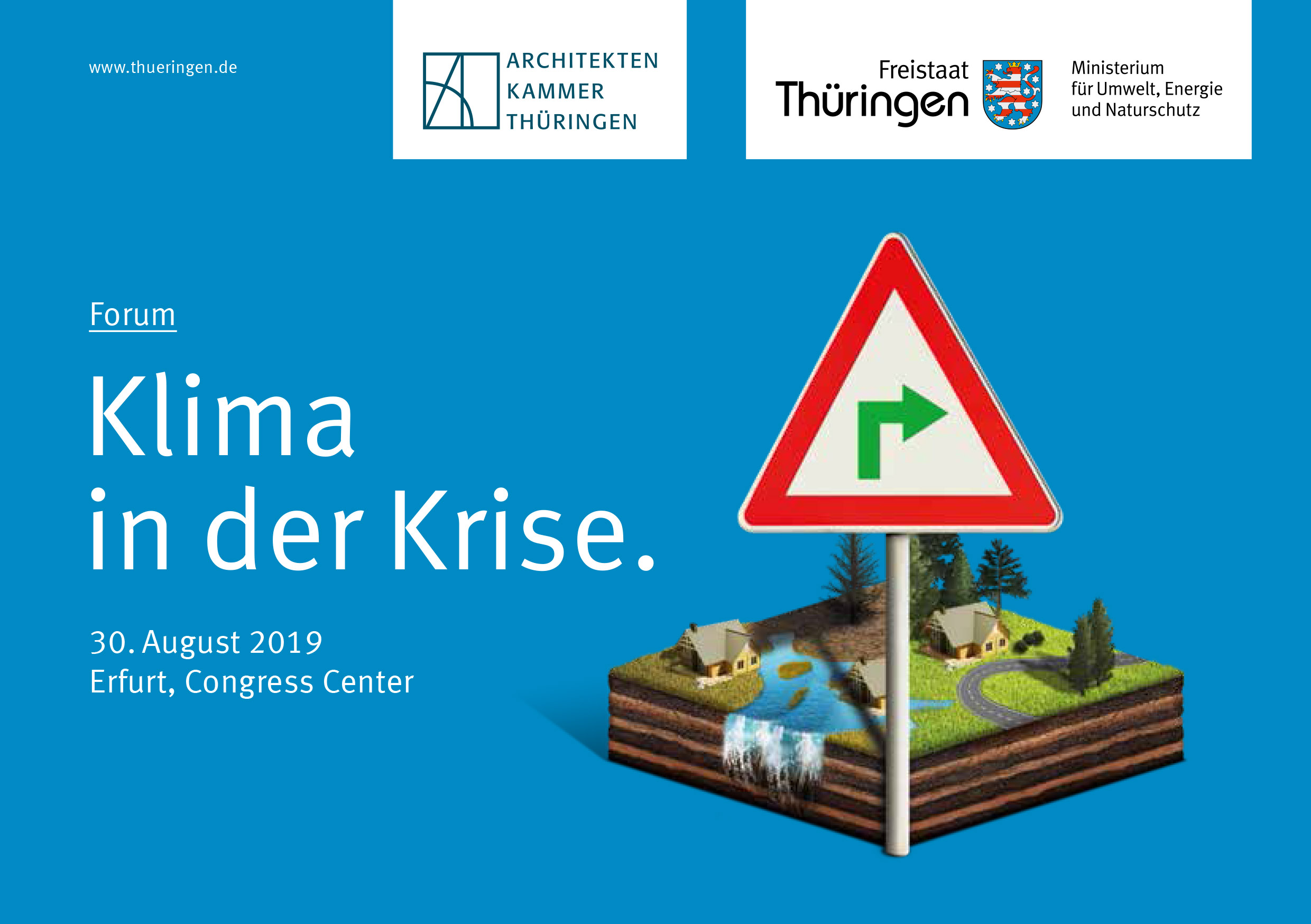 "Forum ""Klima in der Krise"""