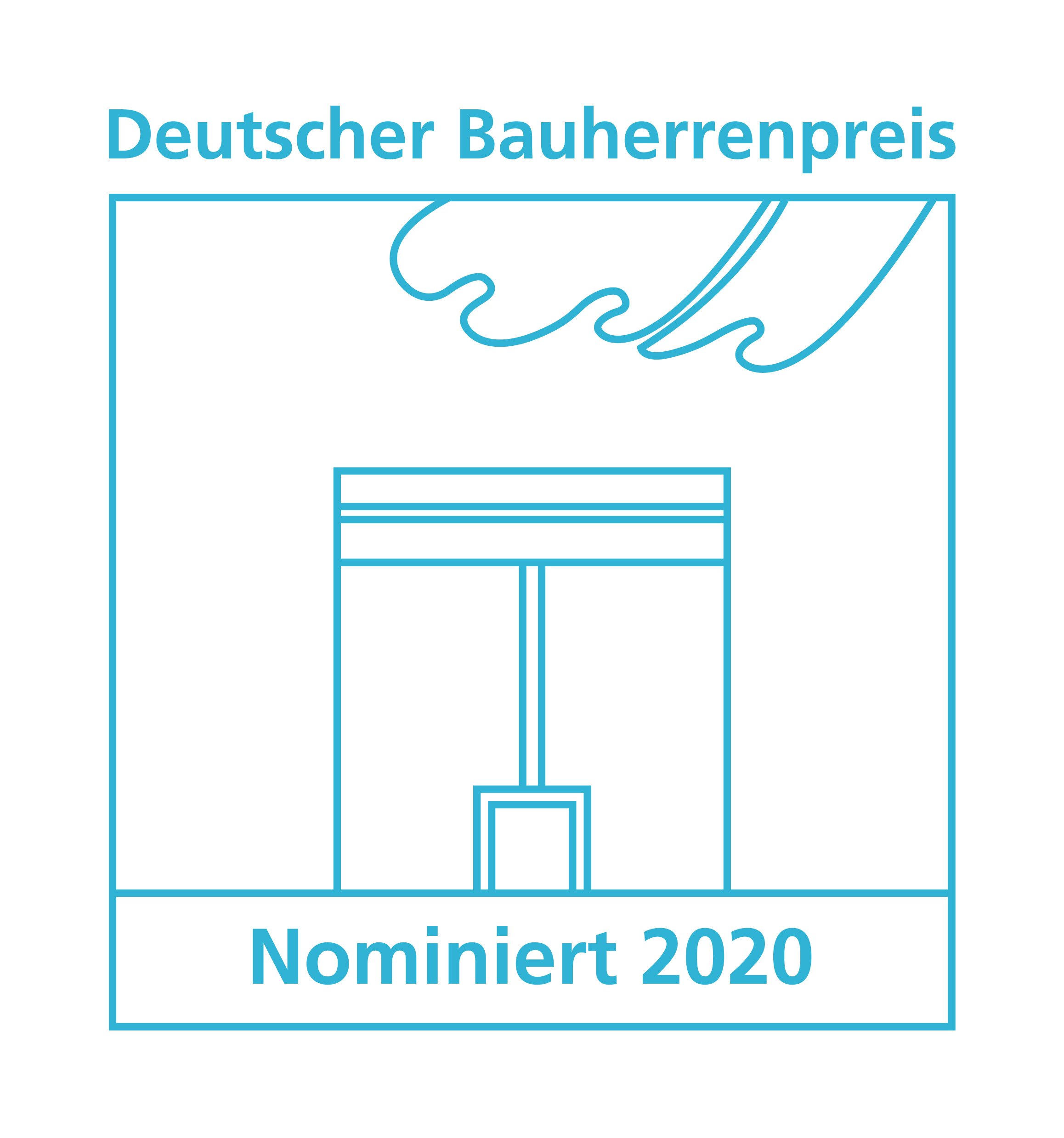 Deutscher Bauherrenpreis 2020 - Nominierungen