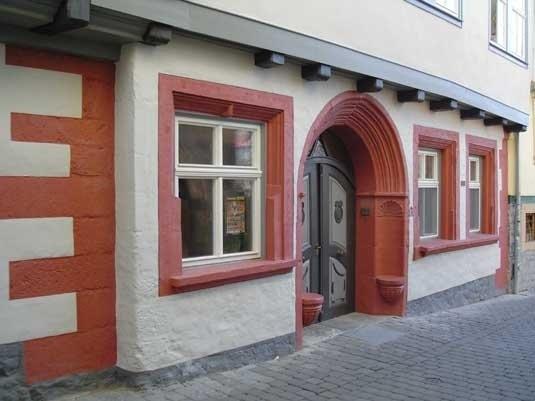 Sanierung haus zum roten turm erfurt architekturf hrer th ringen - Architekturburo erfurt ...